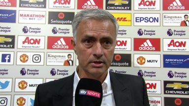Mourinho: We played with confidence