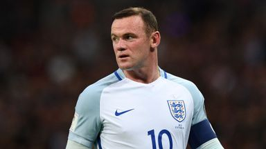 Can Rooney make Russia 2018?