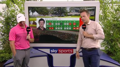 McIlroy left frustrated
