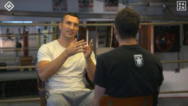 Klitschko: McGregor like Fight Club