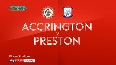 Accrington 3-2 Preston