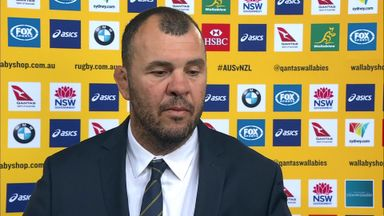 Cheika rues missed tackles