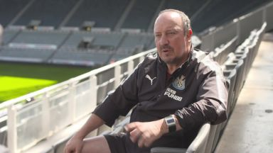 RAFA TALKS NEWCASTLE
