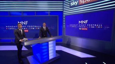 MNF Extra: Expected goals