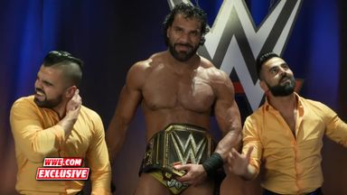 Mahal makes big SummerSlam statement