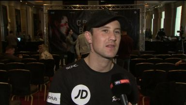 'Everything on the line against Crolla'