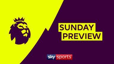 Premier League Sunday Preview