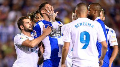 La Liga laughs - 21st August