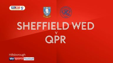 Sheffield Wed 1-1 QPR