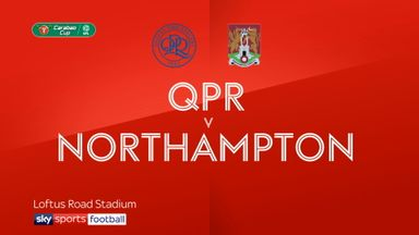 QPR 1-0 Northampton