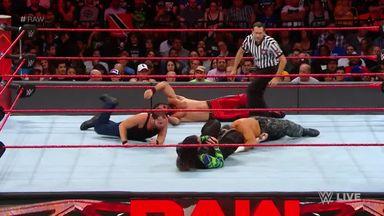 Rollins & Ambrose defeat Hardy Boyz