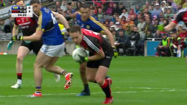 GAA: Mayo v Kerry Highlights