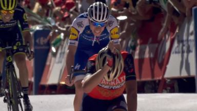 La Vuelta: Stage 3 Highlights
