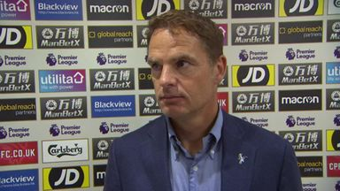 De Boer: An expensive lesson