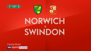 Norwich 3-2 Swindon