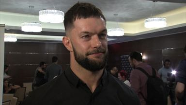 Finn Balor hoping for Spurs win