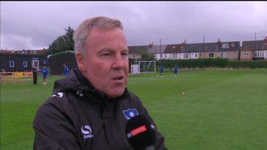 Pompey look to build momentum