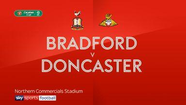 Bradford 2-3 Doncaster