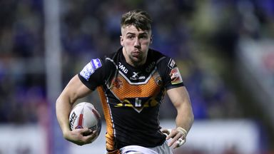 Top 5 Castleford Tigers tries in 2017
