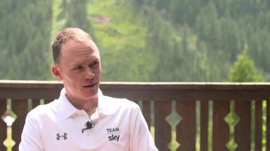 Froome: Not easy to shift mindset