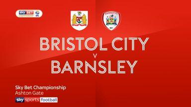 Bristol City 3-1 Barnsley