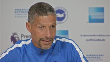 Hughton: We can follow Leicester model