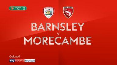 Barnsley 4-3 Morecambe
