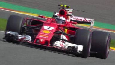 How are Shell helping Ferrari?