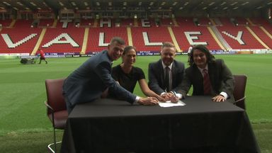 Charlton set up first club LGBT team