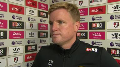 Howe disappointed following defeat