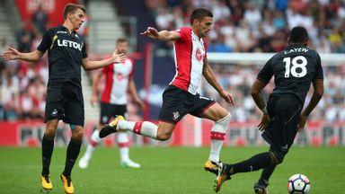 Southampton 0-0 Swansea