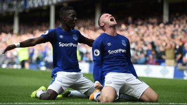Everton 1-0 Stoke