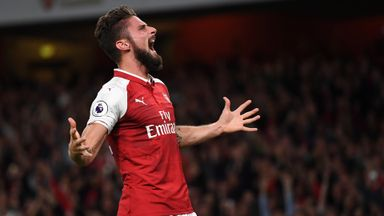 Arsenal 4-3 Leicester