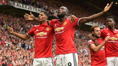 Man Utd 4-0 West Ham