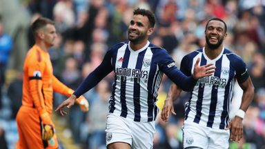 Burnley 0-1 West Brom