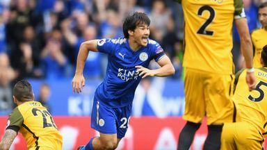 Leicester 2-0 Brighton