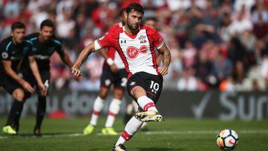 Southampton 3-2 West Ham