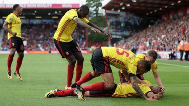Bournemouth 0-2 Watford
