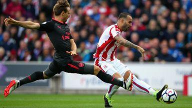 Stoke 1-0 Arsenal
