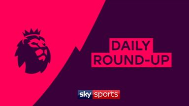 Premier League Saturday Roundup