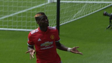 Pogba's cheeky chip