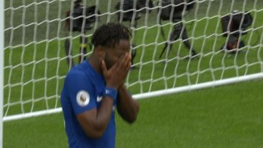 Batshuayi's moment of madness