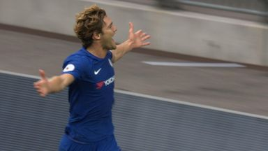 Alonso at the double for Chelsea
