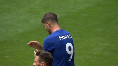 Morata's open-goal miss