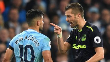 Manchester City 1-1 Everton