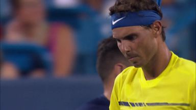 Nadal v Gasquet: Highlights