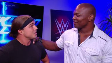 Shelton Benjamin returns to WWE