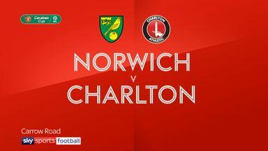 Norwich 4-1 Charlton