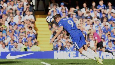 Morata opens Chelsea account