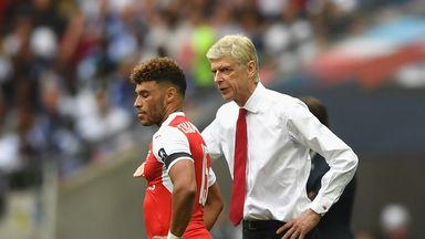 Wenger: Ox is on the way up